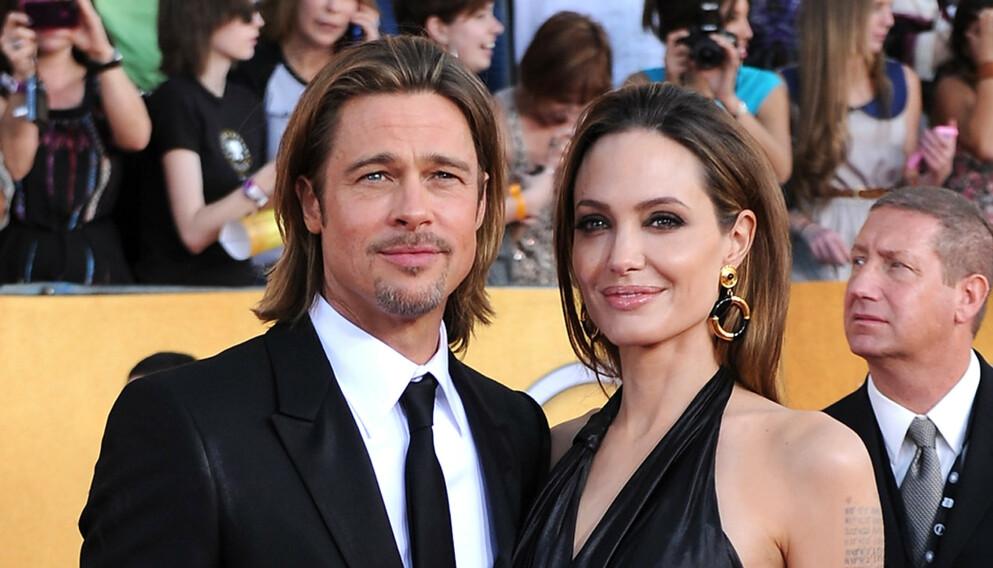 EKSPAR: Brad Pitt og Angelina Jolie kjemper fremdeles mot hverandre. Foto: Jim Ruymen/UPI/Shutterstock/NTB