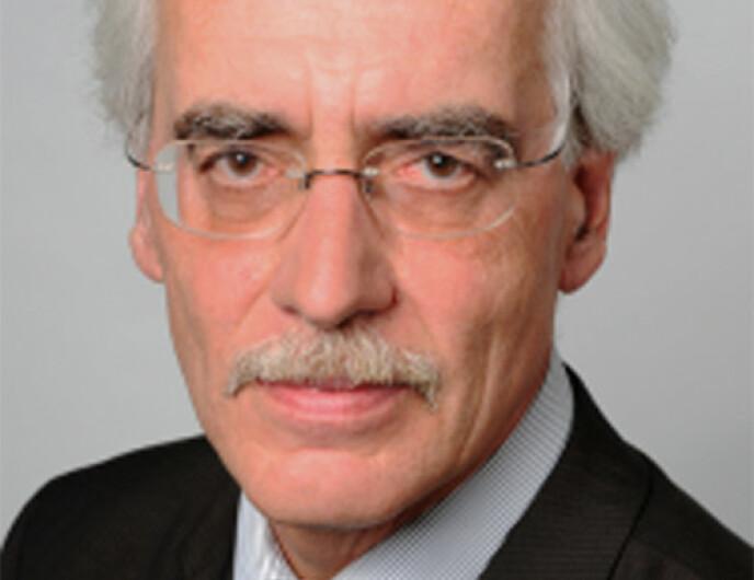 PROFESSOR: Reinhard Schulze er professor ved Universitetet i Bern. Foto: Berkley Center