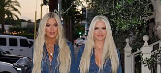 Full forvirring: - Er det Khloé Kardashian?