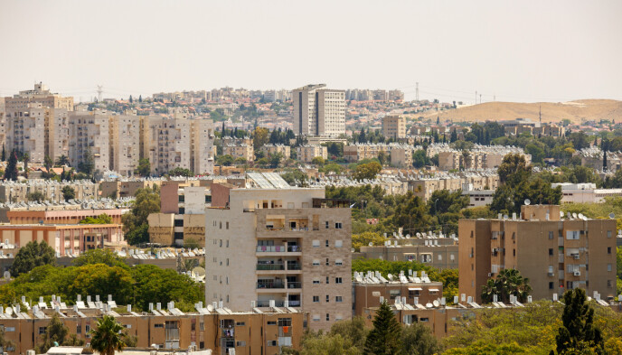 BEERSHEBA: For første gang har en operasjon, med mål om å separere siamesiaske tvillinger, blitt utført i Israel og byen Beersheba. Foto: Shutterstock / NTB