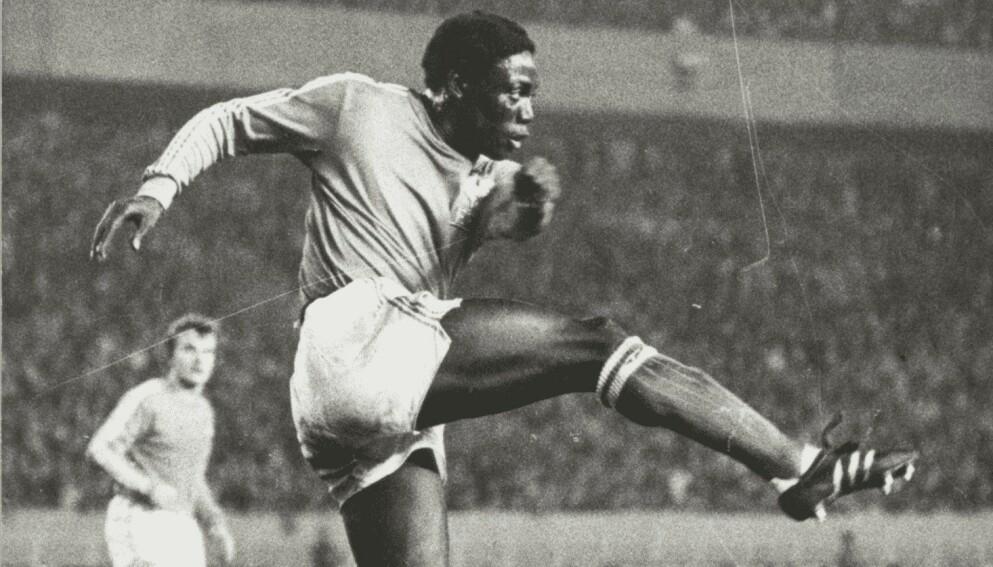 DØD: Jean-Pierre Adams er død etter å ha ligget i koma i 39 år etter en kneoperasjon. FOTO: Det franske fotballforbundet