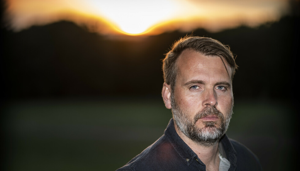 KLASSEKAMERAT: Arne Vestbø (43) gikk i samme klasse som Birgitte Tengs på Skeisvang videregående skole. Foto: Hans Arne Vedlog / Dagbladet