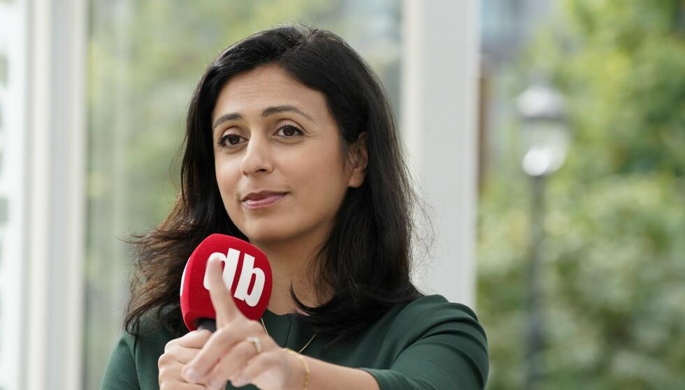 INNRØMMER: Nestleder i Arbeiderpartiet, Hadia Tajik, innrømmer at det ikke har blitt gjort nok for å bekjempe barnefattigdom i Norge siden 2011. Foto: Hans Arne Vedlog / Dagbladet