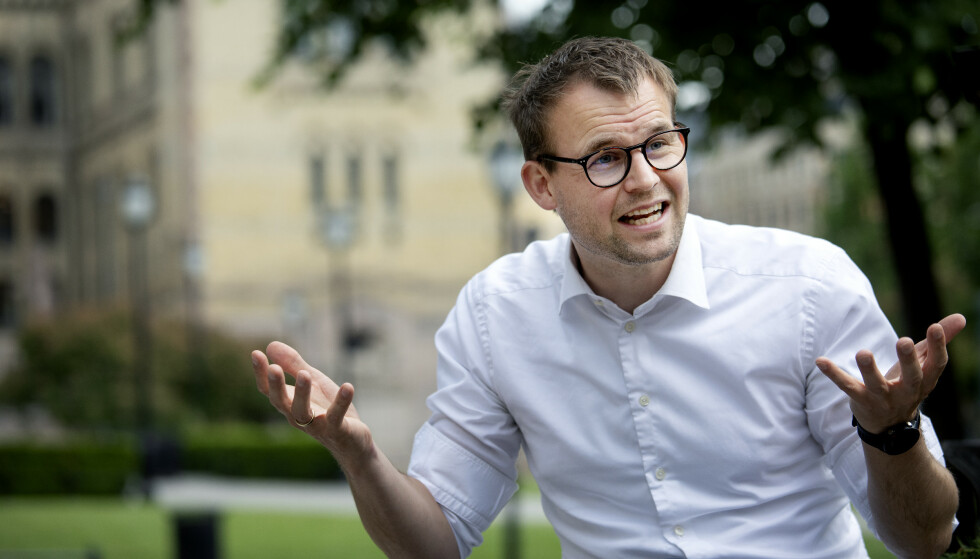HAR TJENT GODT PÅ PENDLERBOLIG: KrF-leder Kjell Ingolf Ropstad. Foto: Kristin Svorte / Dagbladet