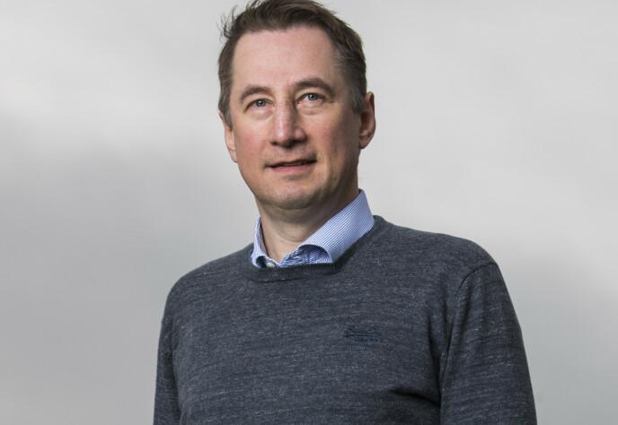 NY HOVEDKOMMENTATOR: Jørn Sundby blir nummer én-stemmen på hopp i Norge. Foto: Håkon Mosvold Larsen / NTB