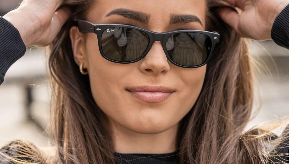 Supertilbud på solbriller og sportsbriller fra kjente merker