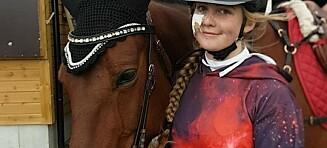 Pia spiste egen hest: - Ville gjort det igjen