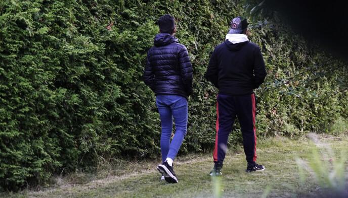 ØNSKER SANKSJONER: De to brødrene, som ønsker å være anonyme, håper politiet tar lærdom av hendelsen. Foto: Øistein Norum Monsen/Dagbladet
