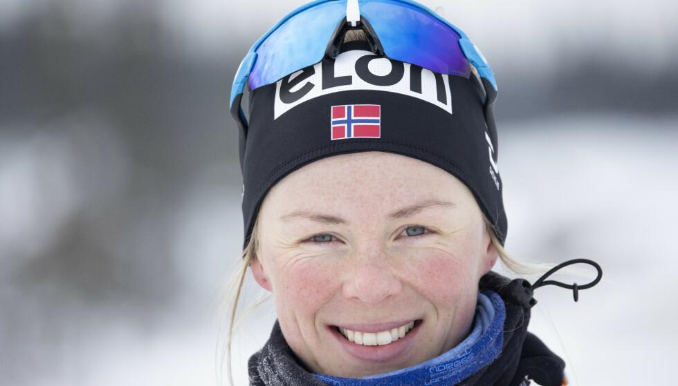 TRIVDES BLANT GUTTA: I ungdomsårene holdt Anne Kjersti Kalvå følge med gutta, men hun husker godt dagen hun ikke gjorde det lenger. Foto: Geir Olsen / NTB