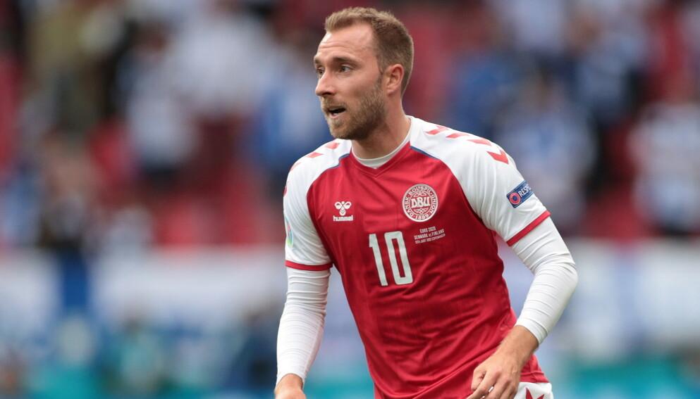 USIKKER FREMTID: Christian Eriksens fotballfremtid kan bli avgjort innen få dager. Foto: Pool via REUTERS/Hannah Mckay/File Photo