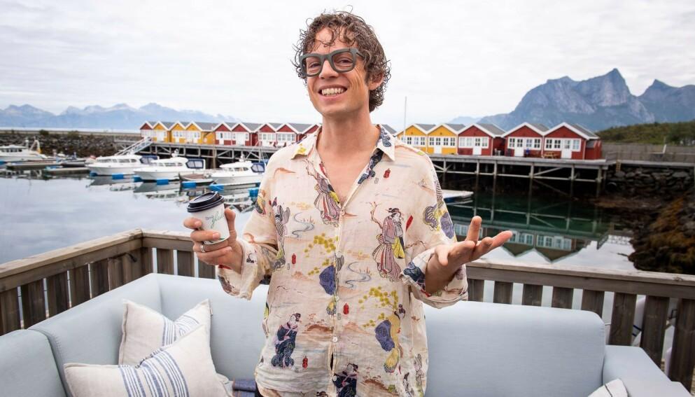 MØTES PÅ TV 2: Jarle Bernhoft er med i neste sesong av «Hver gang vi møtes» på nyåret, og i morgen kommer hans femte album, «Dancing On My Knees». Foto: Lars Eivind Bones