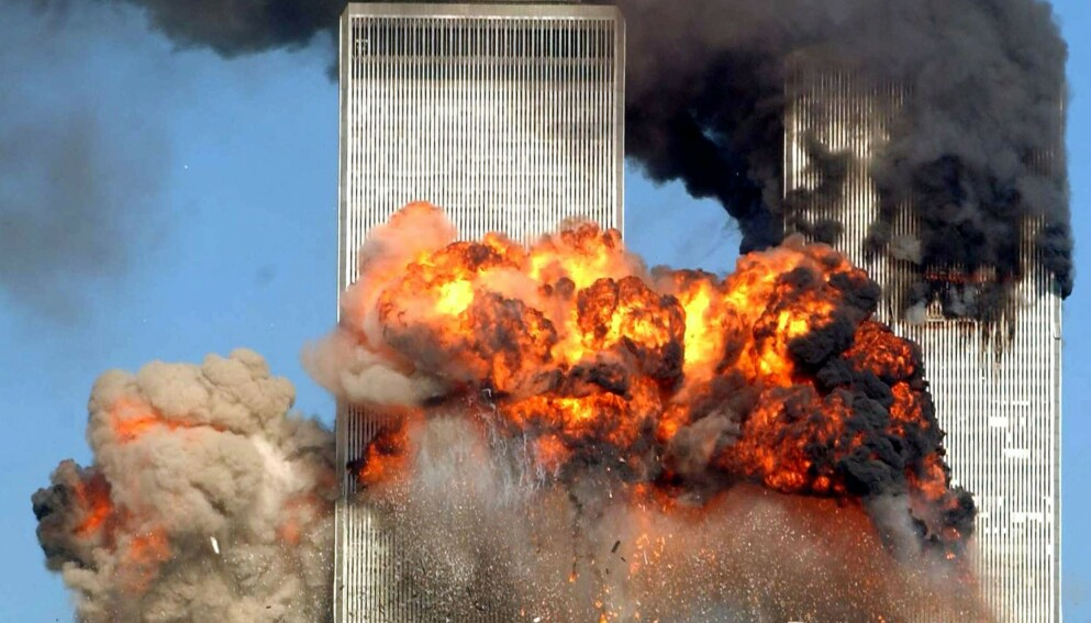 LEVNINGER IDENTIFISERT: 20 år etter terrorangrepet mot World Trade Center på Manhatten, har to nye dødsofre blitt identifisert. Foto: Spencer Platt / AFP / NTB