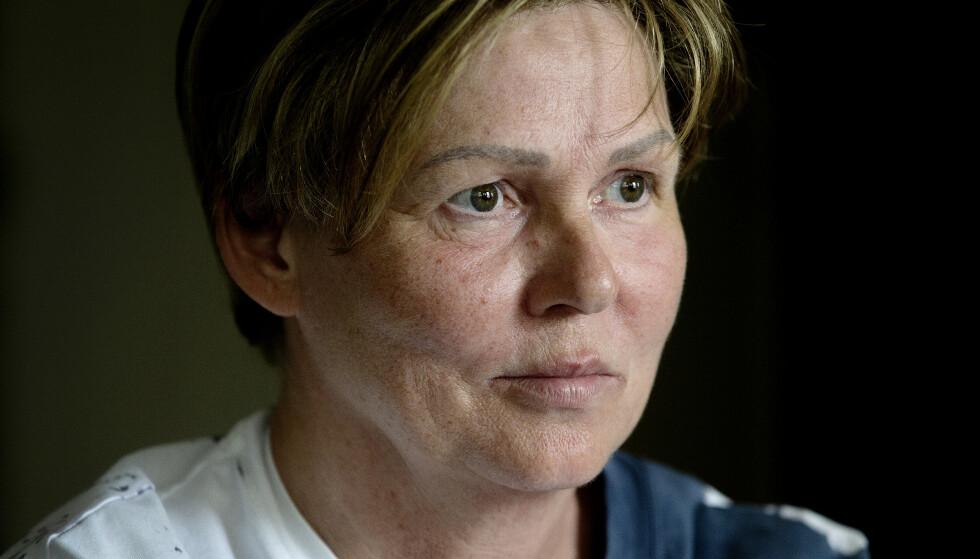 AVVENTER: Vanja Johansen avventer brødrenes søksmål mot kommunen. Foto: Henning Lillegård / Dagbladet.