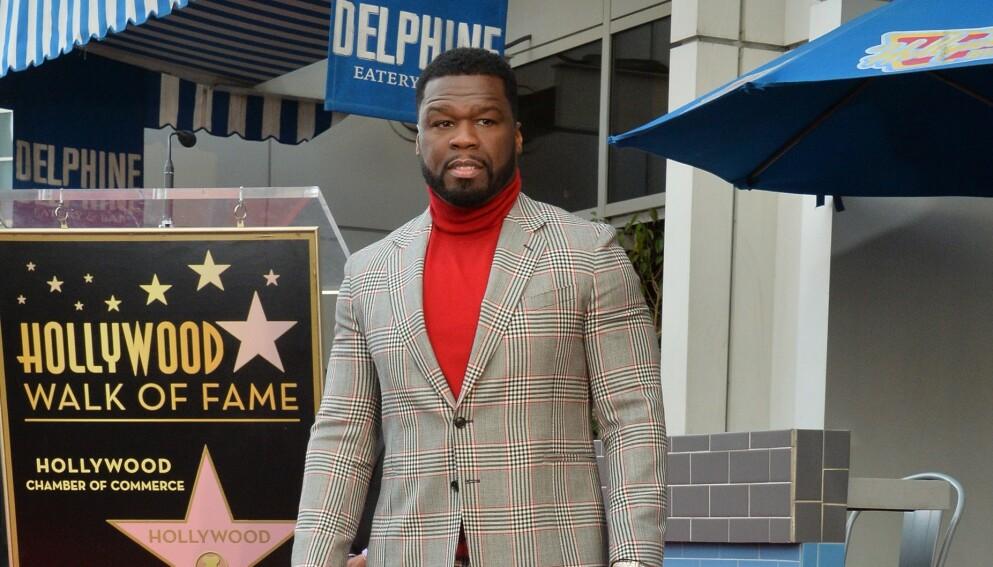 SLAKTES: Rapperen 50 Cents handling får fansen til å se rødt. Foto: Jim Ruymen/UPI/Shutterstock/NTB