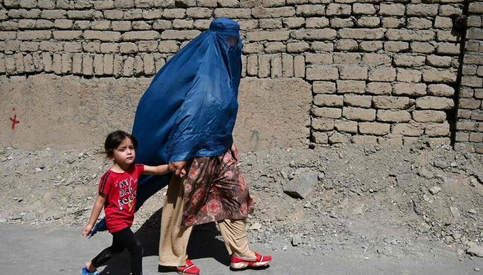 AFGANISTÁN: Los talibanes permanecen en el poder en Afganistán, después de que las fuerzas de la OTAN y de Estados Unidos se retiraran del país después de 20 años.  Farahmand cree que el trabajo de los soldados noruegos en Afganistán no ha sido en vano.  Foto: Wakil Kohsar / AFP / NTB
