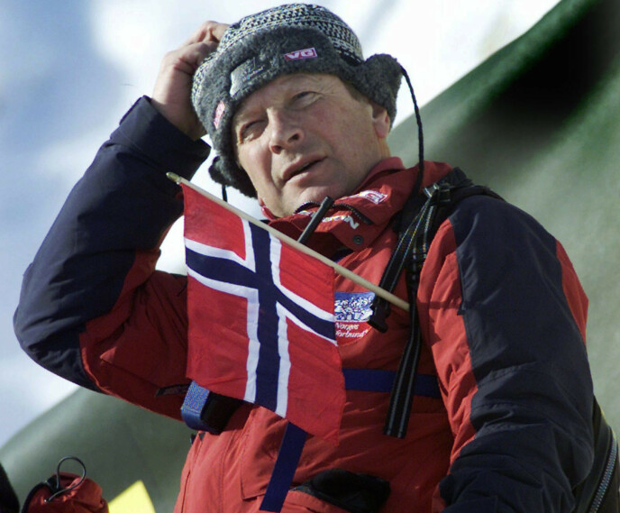HØYT ELSKET: Norges tidligere trener, Ludvik Zajc, sto Clas Brede Bråthen nær. Foto: NTB