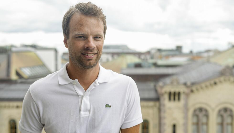 - ALVORLIG: Jon Helgheim mener det vitner om grov utnyttelse av asylsystemet når personer har reist tilbake til Afghanistan etter å ha fått opphold på humanitært grunnlag i Norge. Foto: Fredrik Hagen / NTB