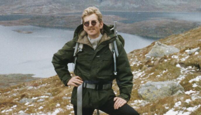 FUNNET I BRANNRUINER: Knut Øyvind Mo ble funnet i ruinene av sitt nedbrente hus i 1999. Han viste seg å være skutt. Foto: Privat