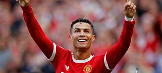 Ronaldo-fansen er forbanna
