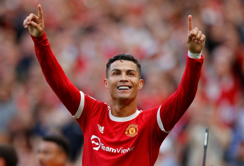 FORVENTNINGER: Det er alltid knyttet store forventninger til Cristiano Ronaldos FIFA-kort. Foto: Pa photos