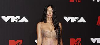 «Naken»-kjole stjal showet