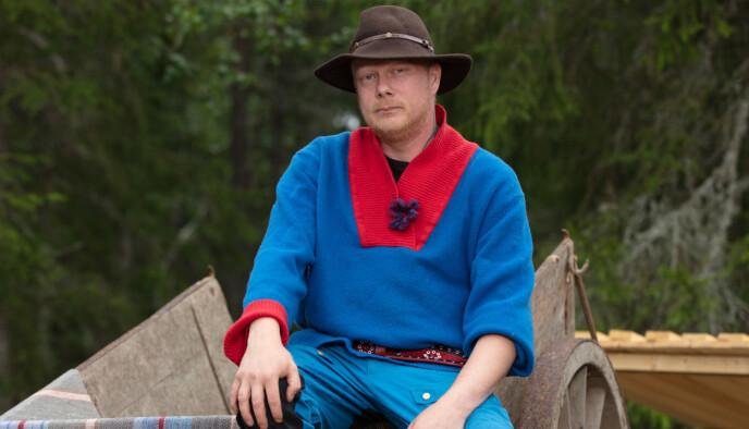 VIL VINNE: Nils Kvalvik er fast bestemt på at han skal vinne «Torpet» og dermed ta seg inn på «Farmen». Foto: Alex Iversen / TV 2