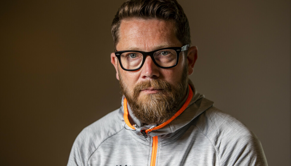 SVARER: Kommunikasjonssjef i skiforbundet Espen Graff. Foto: Håkon Mosvold Larsen / NTB