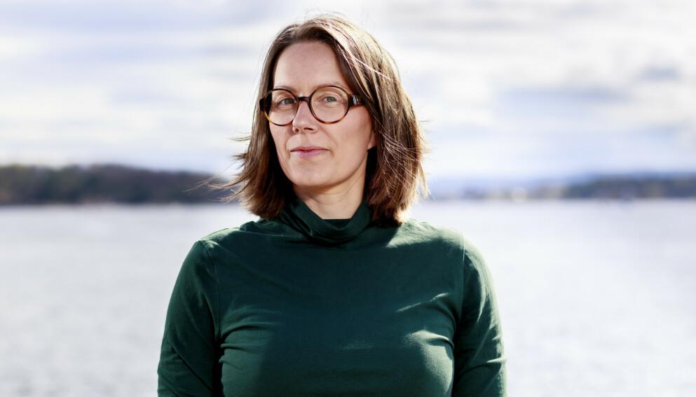 BARNEØNSKER: Helene Guåker har engasjert seg i kampen for single kvinners rett til assistert befruktning. Foto: Niklas Lello