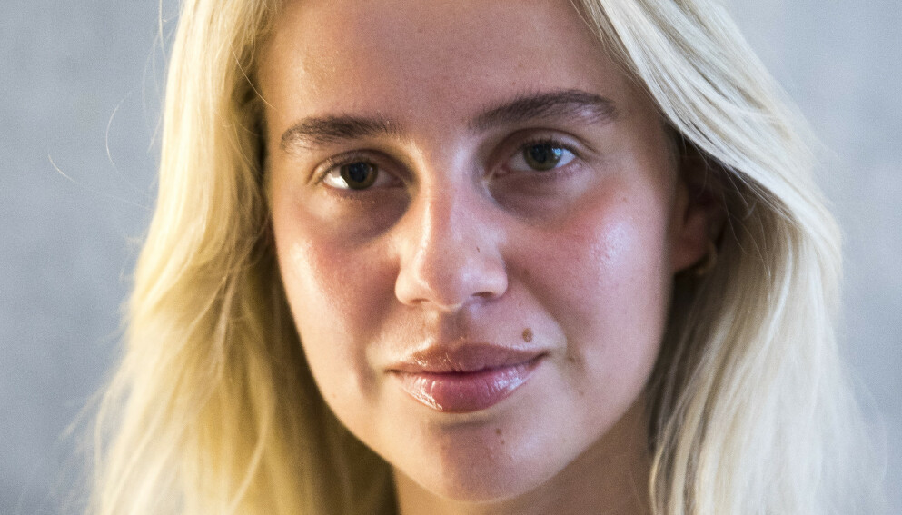 NY KJÆRESTE: Anniken Jørgensen har funnet kjærligheten på ny. Foto: Terje Pedersen / NTB