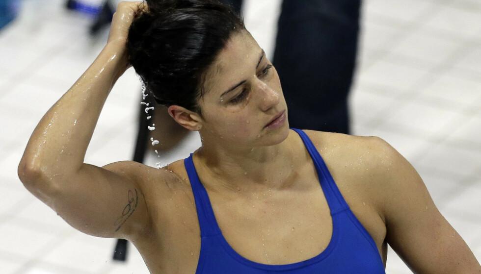 ÅPNER OPP: Den tidligere Olympiske mesteren åpner opp om sine mentale problemer. Her fra OL i 2012. Foto: Reuters