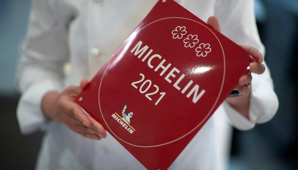 STJERNEDRYSS: Årets Michelin-stjerner deles ut til alle Nordens restauranter i dag 13. september - selveste valgdagen! Foto: Justin Tallis / AFP
