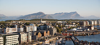 Smitten stiger i Tromsø og Bodø