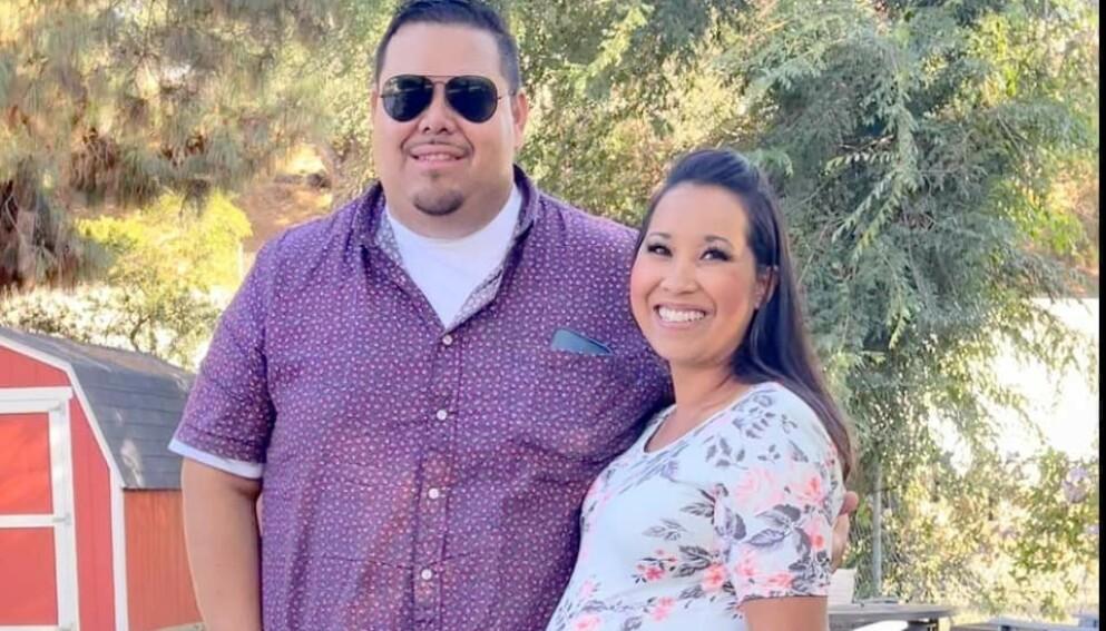 DØDE: Både Daniel og Davy Macias døde i løpet av to uker. De etterlater seg fem barn. Bildet publiseres med tillatelse fra familien. Foto: Privat