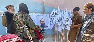 Full forvirring om Taliban-ledere