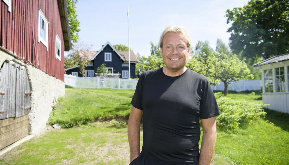 FENGSEL: Runar Søgaards anke er avvist av svensk høyesterett. Dermed må han i fengsel. Foto: Lars Eivind Bones / Dagbladet