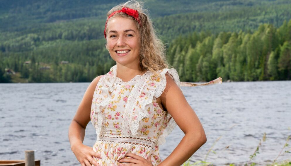 FREMTIDSPLANER: Karianne Vilde Wølner har flere fremtidsplaner som inkluderer kjæresten Kristian Spetalen. Foto: Alex Iversen/TV 2