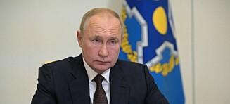 Putins pseudo-demokrati sliter
