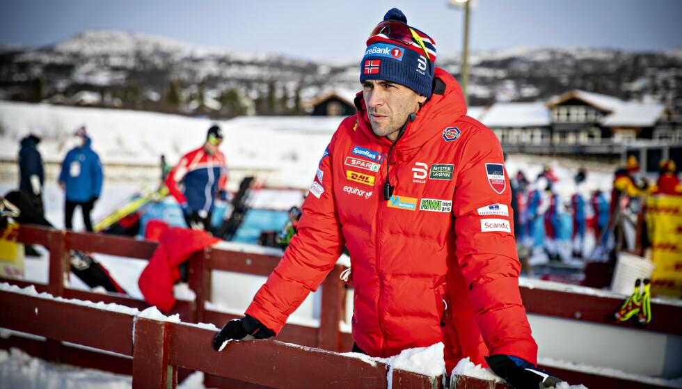 Landslagslege: Øystein Andersen, her fra Beitostølen i 2020. Foto: Bjørn Langsem / Dagbladet