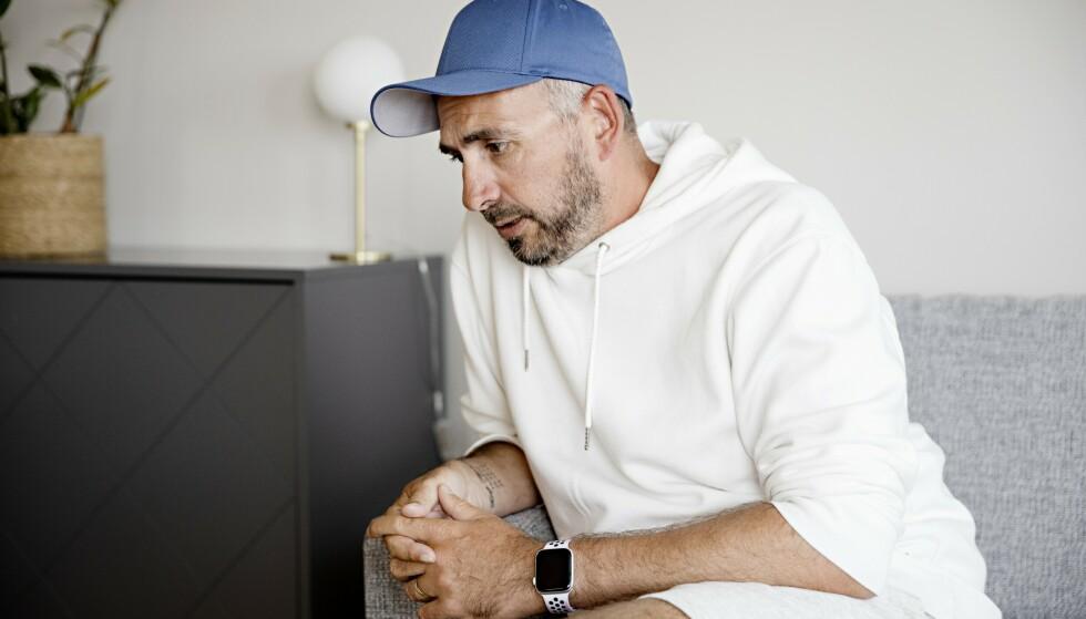 VIL GÅ HELE VEIEN: Glenn har bestemt seg for at han skal prøve å leve så lenge som mulig med ALS. Foto: Kristian Ridder-Nielsen/Dagbladet