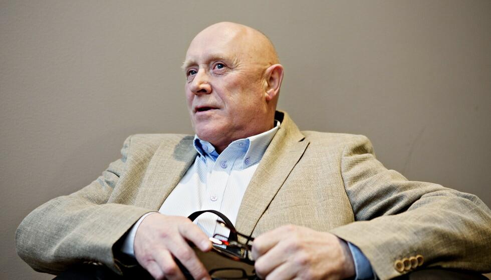 PRIVATETTERFORSKER: Jan-Arnt Skjolde skal prøve å finne svaret på hva som skjedde med Truls Henrik Johansen. Foto: Nina Hansen / Dagbladet