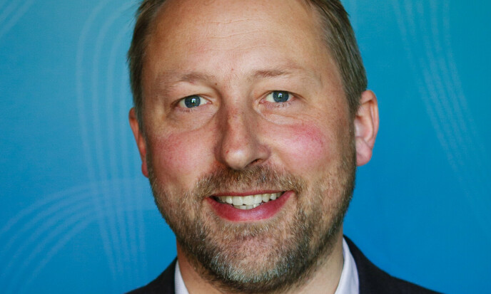 - VIKTIG: Henrik Urdal er direktør i Prio. Han mener rapporten er et viktig signal. Foto: Julie Lunde Lillesæter