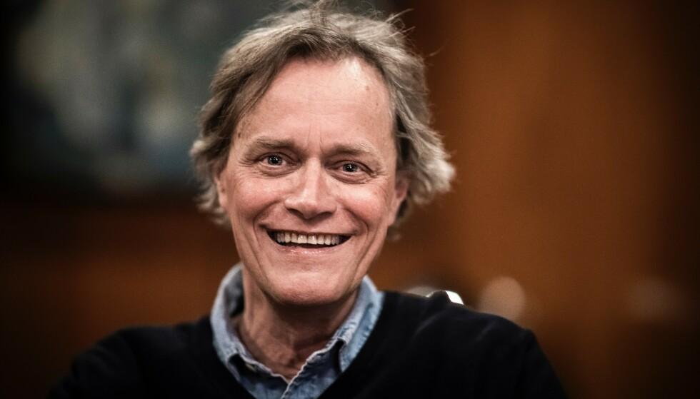 KREVER: Jørgen Roll fra Oslo Konserthus og andre konsertarrangører krever nå en dato for gjenåpning. Foto: Katrine Lunke / Apeland.