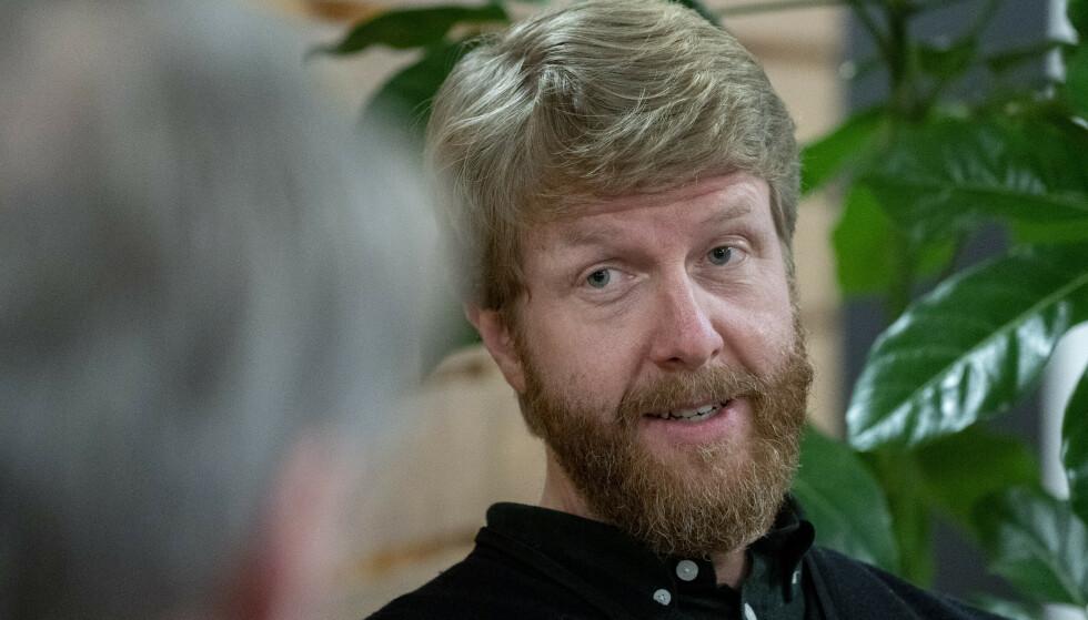 OVERLEGE: Are Stuwitz Berg i Folkehelseinstituttet (FHI). Foto: Torstein Bøe / NTB