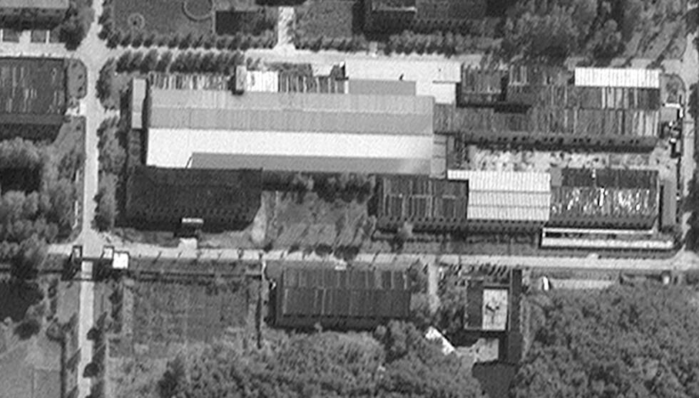 Satelittbilde fra 3. august. Foto: Satellite image 2021 Maxar Technologies via AP