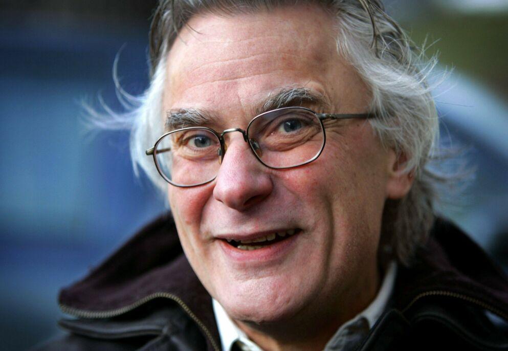 Filmskaper og regissør Petter Vennerød døde søndag. Han ble 72 år gammel. Foto: Ingar Storfjell / Aftenposten / NTB
