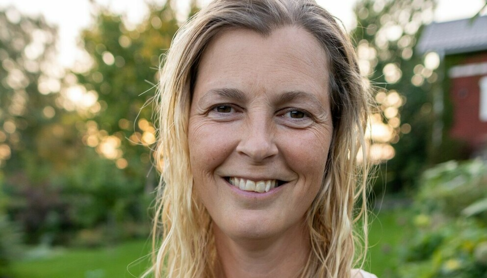ØKONOMISK FRI: Gabriella lever et trygt og godt liv - takket være måten hun har lært å få pengene til å yngle. Foto: Robin Hedström