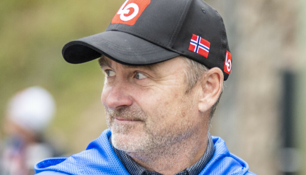 UØNSKET: Sportssjef Clas Brede Bråthen. Foto: Annika Byrde / NTB
