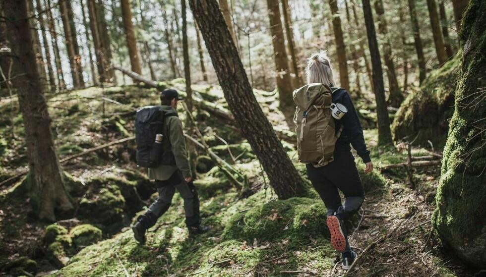 Gode sko er viktig for at fjell- eller skogsturen skal blir så vellykket som mulig.