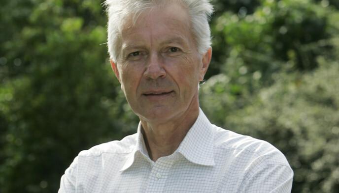 I STYRET: Forsker Sverre Lodgaard. Foto: NTB scanpix