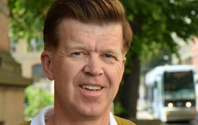 LÆRING: Stein Arne Hammersland er hovedverneombud i Nav. - Det skal ikke være farlig å jobbe i Nav. Nå går tankene til alle de berørte, sier han. Foto: Tore Letvik